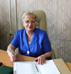 Проничкина Ольга Александровна
